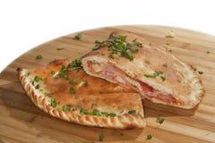πίτσα έτοιμη στοκ φωτογραφία με δικαίωμα ελεύθερης χρήσης