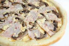 Πίτσα, διαφορετικά είδη πιτσών στις επιλογές του εστιατορίου και του pizzeria Στοκ εικόνες με δικαίωμα ελεύθερης χρήσης