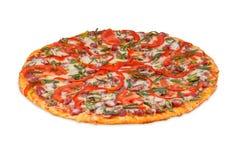 Πίτσα σισιλιάνα Στοκ Φωτογραφία