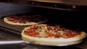 Πίτσα στο φούρνο φιλμ μικρού μήκους