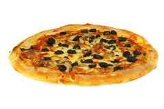 πίτσα Στοκ φωτογραφία με δικαίωμα ελεύθερης χρήσης
