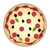 πίτσα ελεύθερη απεικόνιση δικαιώματος