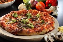 πίτσα στοκ φωτογραφίες