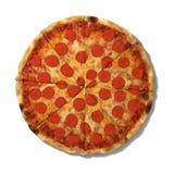 Πίτσα Στοκ εικόνες με δικαίωμα ελεύθερης χρήσης
