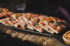 Πίτσα Στοκ Φωτογραφία