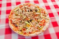 πίτσα 01 Στοκ εικόνα με δικαίωμα ελεύθερης χρήσης