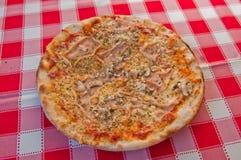 Πίτσα 02 Στοκ φωτογραφία με δικαίωμα ελεύθερης χρήσης