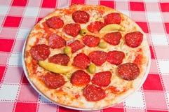 Πίτσα 04 Στοκ Εικόνες