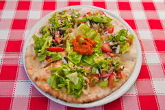 Πίτσα 07 Στοκ Εικόνα