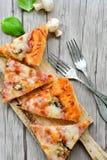Πίτσα Capricciosa Στοκ φωτογραφία με δικαίωμα ελεύθερης χρήσης