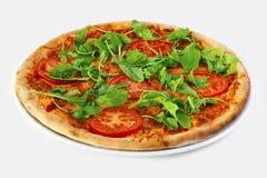 Πίτσα Margherita Στοκ Εικόνες