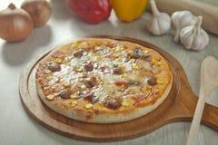 Πίτσα Suprime Στοκ εικόνες με δικαίωμα ελεύθερης χρήσης