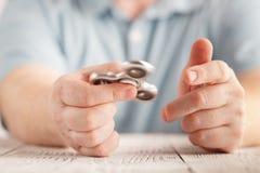 Παίζοντας κλώστης Ένα παιχνίδι στην πίεση και την ένταση ανακούφισης Στοκ φωτογραφία με δικαίωμα ελεύθερης χρήσης