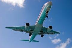 παίρνοντας το αεροπλάνο &ep Στοκ Εικόνα