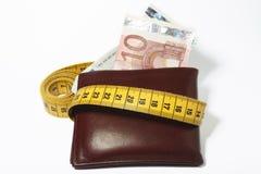 παίρνοντας το πορτοφόλι &lambda Στοκ Εικόνα
