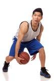 Παίχτης μπάσκετ Στοκ Φωτογραφία