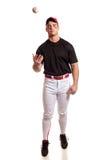 Παίχτης του μπέιζμπολ Στοκ εικόνα με δικαίωμα ελεύθερης χρήσης