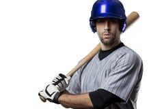 Παίχτης του μπέιζμπολ Στοκ Εικόνες