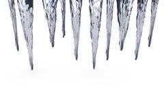 παγάκια Στοκ Εικόνες