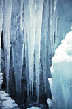 παγάκια Στοκ Φωτογραφίες