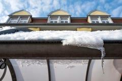 παγάκι Στοκ Φωτογραφία