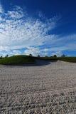 παγίδα άμμου Στοκ φωτογραφία με δικαίωμα ελεύθερης χρήσης