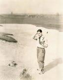 Παγίδα άμμου Στοκ Φωτογραφίες