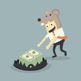 Παγίδα χρημάτων απεικόνιση αποθεμάτων