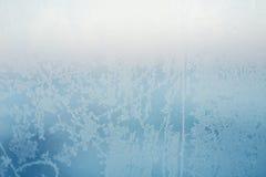 Παγετός προτύπων Στοκ φωτογραφίες με δικαίωμα ελεύθερης χρήσης