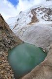 παγετώδης λίμνη Στοκ φωτογραφία με δικαίωμα ελεύθερης χρήσης