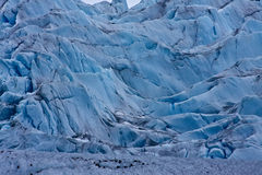 παγετώδης πάγος Στοκ φωτογραφίες με δικαίωμα ελεύθερης χρήσης