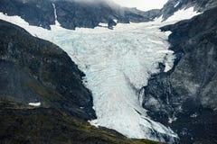 Παγετώνας Αλάσκα Στοκ εικόνα με δικαίωμα ελεύθερης χρήσης