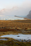 παγετώνας Ισλανδία vatnajokull Στοκ φωτογραφία με δικαίωμα ελεύθερης χρήσης