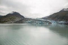 παγετώνας κόλπων της Αλάσκας Στοκ εικόνες με δικαίωμα ελεύθερης χρήσης