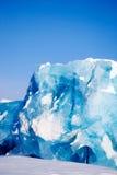 παγετώνας λεπτομέρειας Στοκ Φωτογραφία