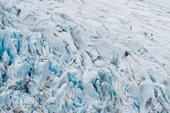 παγετώνας ορειβατών Στοκ Εικόνα