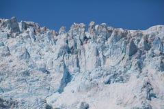 παγετώνας προσώπου Στοκ εικόνες με δικαίωμα ελεύθερης χρήσης