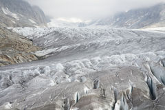 παγετώνας Ροδανός Στοκ εικόνα με δικαίωμα ελεύθερης χρήσης