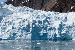 παγετώνας της Αλάσκας hubbard seward Στοκ εικόνες με δικαίωμα ελεύθερης χρήσης