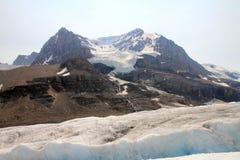 Παγετώνας της Κολούμπια Στοκ Εικόνα