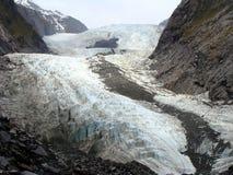 Παγετώνας του Franz Josef Στοκ Φωτογραφίες