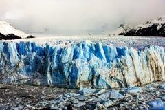 Παγετώνας του Moreno Perito, Αργεντινή Στοκ φωτογραφία με δικαίωμα ελεύθερης χρήσης