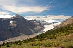 Παγετώνας του Saskatchewan Στοκ φωτογραφία με δικαίωμα ελεύθερης χρήσης