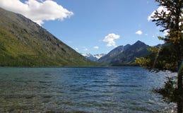 Παγετώνας το καλοκαίρι στοκ φωτογραφίες με δικαίωμα ελεύθερης χρήσης