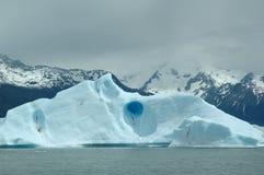 παγετώνας Στοκ φωτογραφία με δικαίωμα ελεύθερης χρήσης