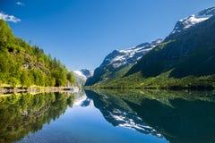 παγετώνας Στοκ εικόνα με δικαίωμα ελεύθερης χρήσης