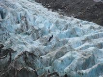 Παγετώνας Franz Josef στοκ εικόνες με δικαίωμα ελεύθερης χρήσης