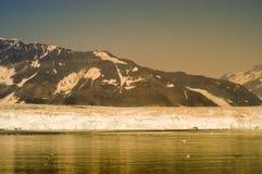 Παγετώνας Hubbard - Αλάσκα Στοκ Φωτογραφίες