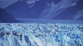 Παγετώνας Hubbard στην εσωτερική μετάβαση της Αλάσκας στοκ εικόνες