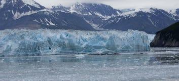 παγετώνας hubbard Στοκ Φωτογραφίες